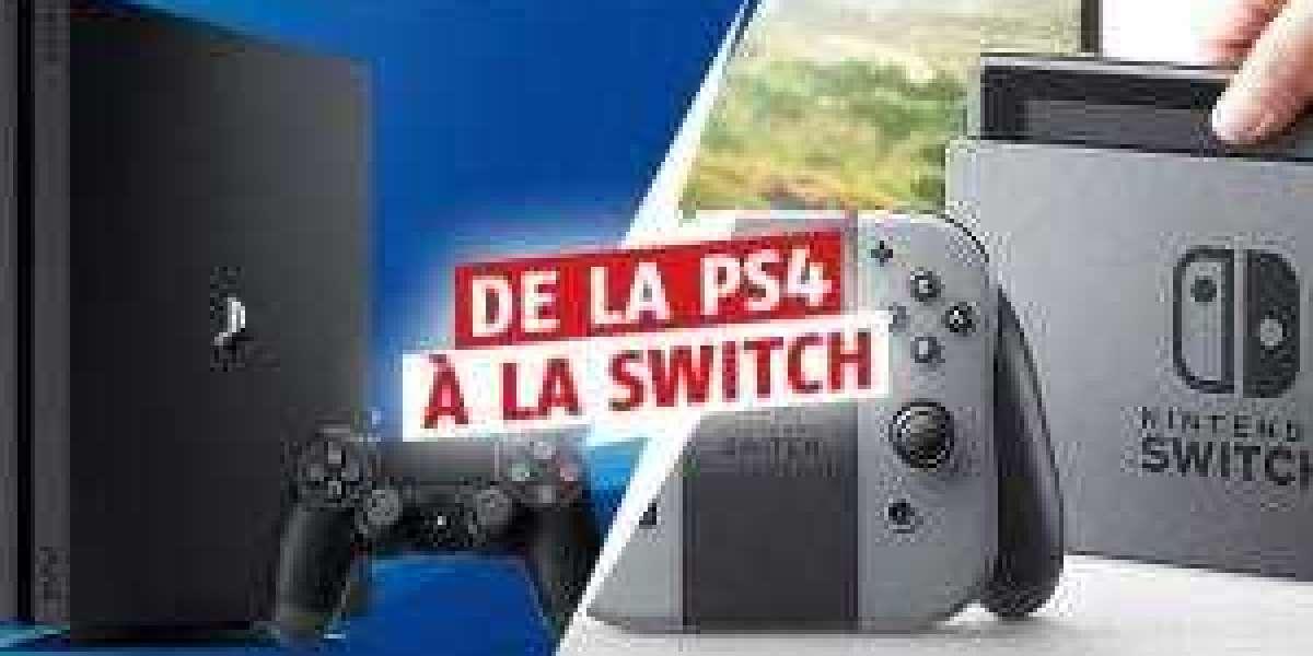 Jouer à la PS4 sur Nintendo Switch