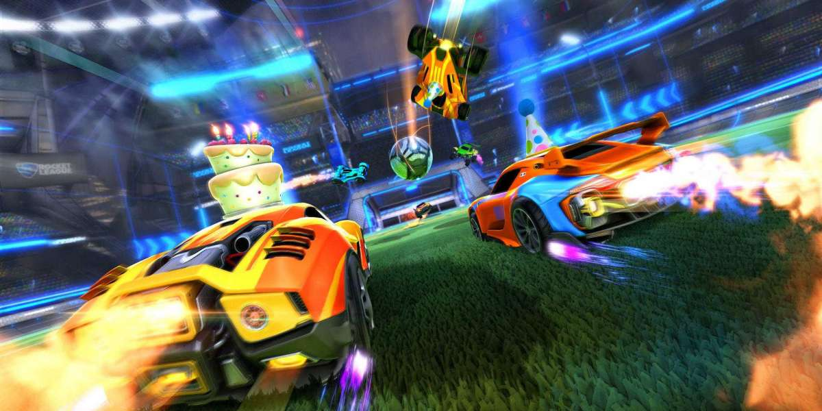 Rocket League went allowed to-play on Sept. 24