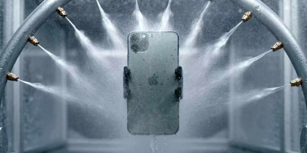 iPhone : Apple condamné à 10 millions d'euros d'amende pour tromperie sur l'étanchéité